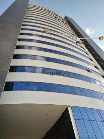 Sala à venda, office tower com 22 m² por r$ 100.000 - candelária - natal/rn - Foto 2