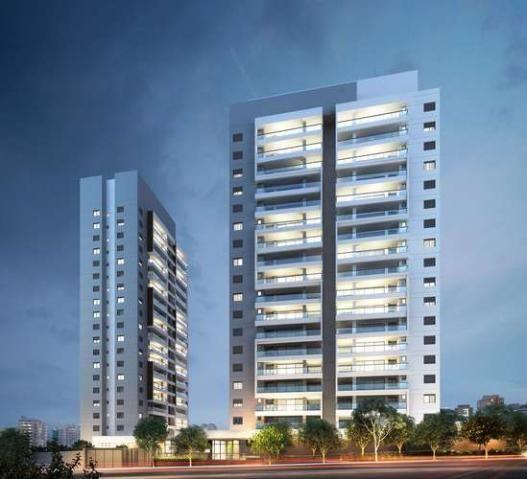 Apartamentos de 145m² no Campo Belo - Loaa