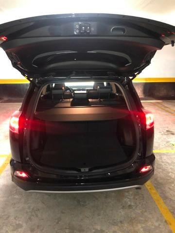 Toyota Rav4 2018 Top + Teto Solar 6 Mil Kms R 123.000,00 Ac Trcs ( - ) Valor - Foto 15