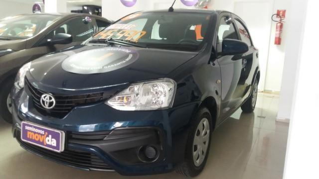 Toyota Etios Xs 1.5 2018 - Foto 6