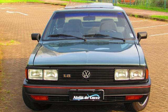 Passat Pointer GTS 1987 - Teto Solar de Fábrica - Original - Ateliê do Carro - Foto 3