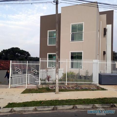 Apartamento à venda com 2 dormitórios em Eucaliptos, Fazenda rio grande cod:152 - Foto 7