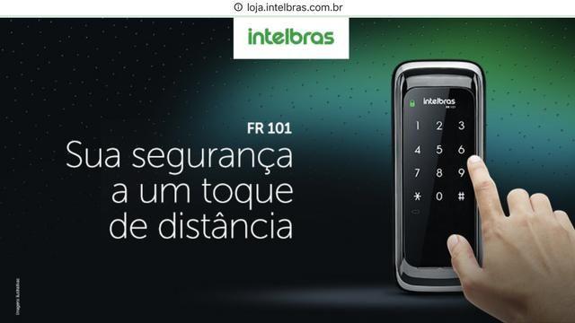 FR 101 - Fechadura Digital (entrego no metro linha azul até 3x cartão) - Foto 2