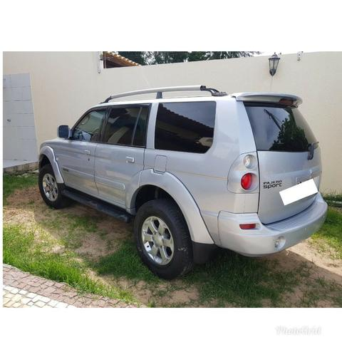 Pajero Sport HPE 2.5 4x4 Diesel Automática, novíssima! - Foto 3