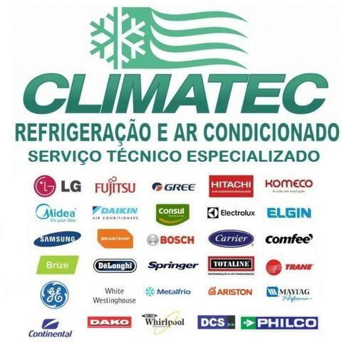 Manutenção e instalação de ar-condicionado split e acj - Foto 2