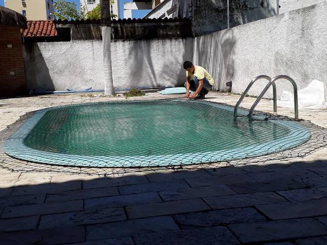 Poly Redes de proteção p/ piscina, apartamento, quadra, etc. Orçamento gratuito