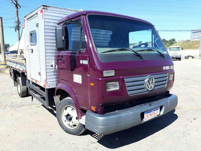 Caminhão Volks 8.150