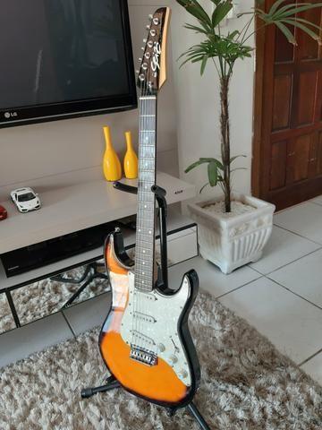 Guitarra seizi vision linda - Foto 3