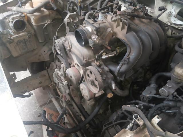 Motor e câmbio da ranger 2001