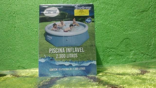 Piscina Bestway 2.300 litros - Foto 4