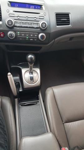 New Civic 2010 automático couro - Foto 9