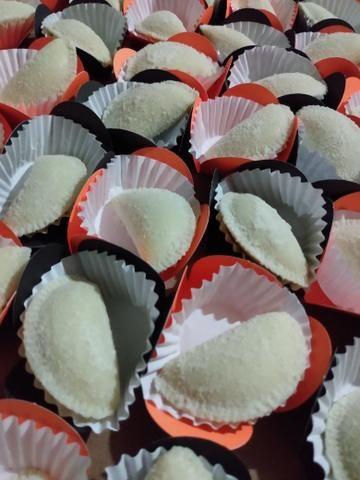 Pastelzinho de Leite Ninho para festa - Foto 2