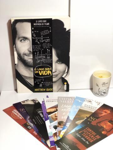 Livros novos por 10 reais - Foto 3