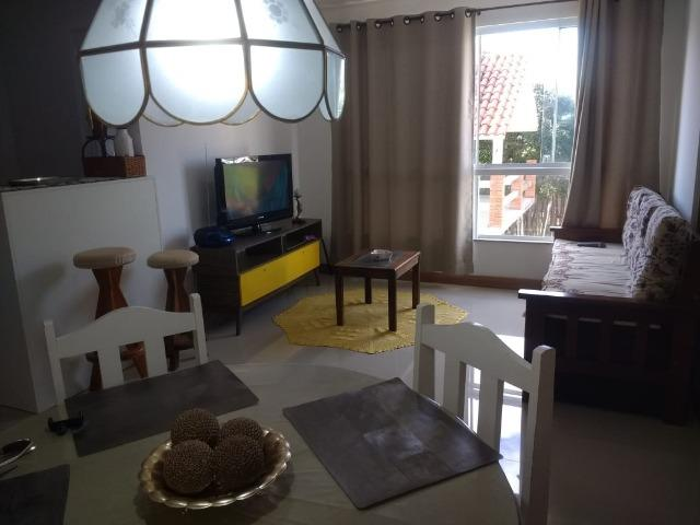 Apartamento 1 dormitório aluguel temporada em Tramandaí. wats - Foto 2
