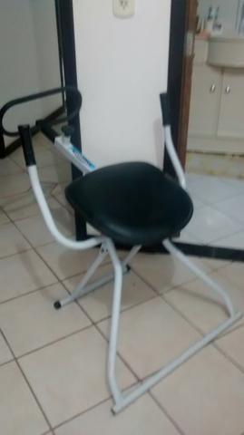 Cadeira de ginastica
