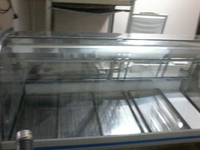 (Com garantia) Balcão de açougue com 5 bacias inox 220v - Foto 4