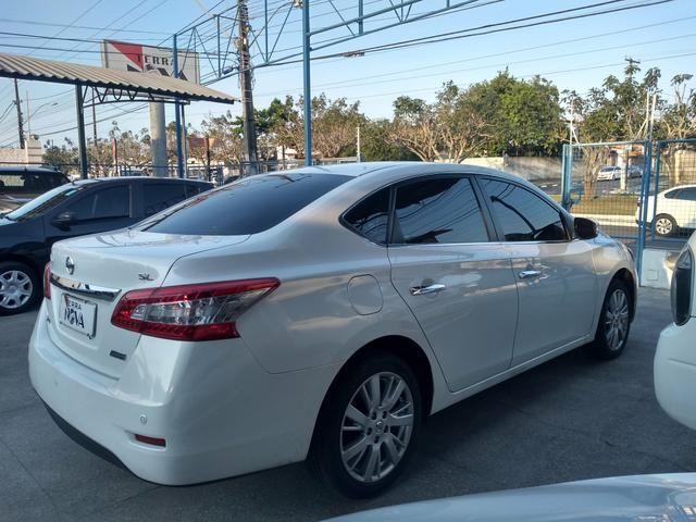 Nissan/Sentra 2.0 CVT, 2014/15, único dono - Foto 3