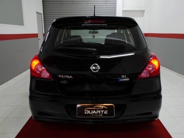 Nissan Tiida 2012 Sl 1.8 Automática - Excelente Estado - Foto 9