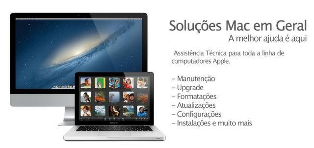 Assistência Apple - Manutenção de Macbooks e Imacs em geral - Foto 2