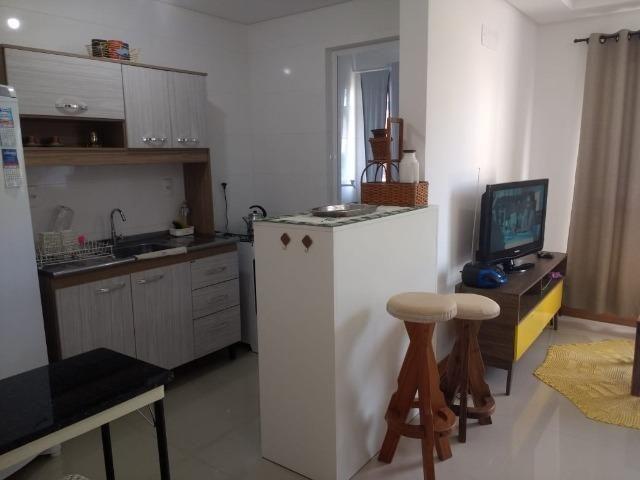 Apartamento 1 dormitório aluguel temporada em Tramandaí. wats - Foto 16