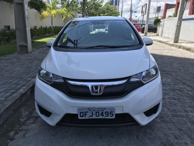 Honda Fit LX 1.4 2015 completo Único Dono - Foto 3