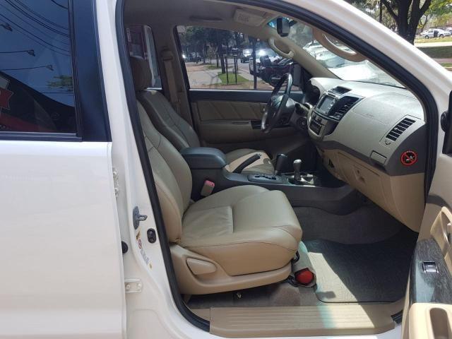 Toyota hilux sw4 2013/2013 3.0 srv 4x4 16v turbo intercooler Diesel automático - Foto 9