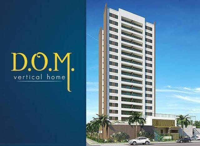 Apartamento 3/4 em localização privilegiada na Santa Mônica - Dom Vertical