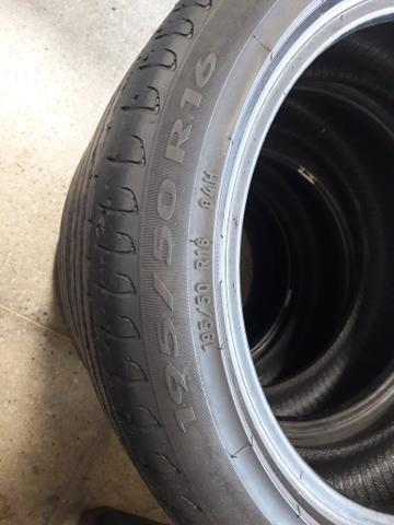 4 pneus 195/50/16 Pirelli vl450 $ os 4 tr * - Foto 5