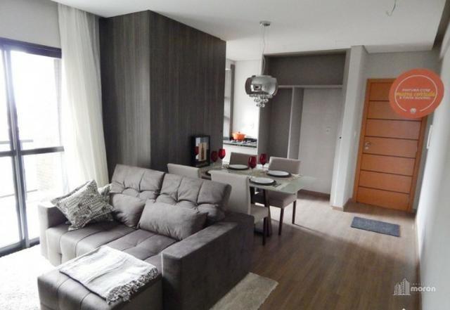 Apartamento à venda em Ponta Grossa - Jardim Carvalho, 02 quartos - Foto 5