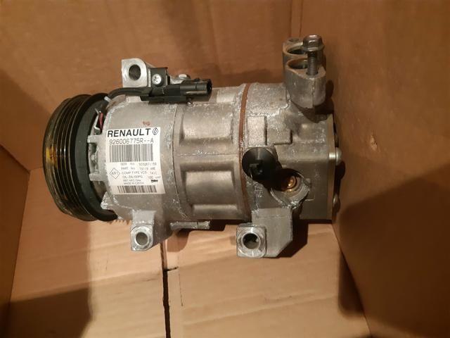 Compressor Ar Condicionado Renault Sandero Logan 15 a 18