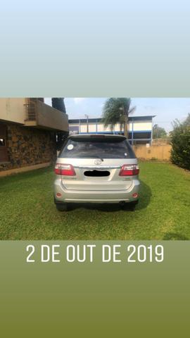 Toyota Hilux sw4 srv d4-4x4 3.0 tdi diesel. aut 7 lugares - Foto 12
