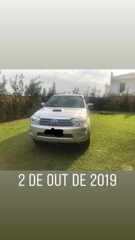 Toyota Hilux sw4 srv d4-4x4 3.0 tdi diesel. aut 7 lugares - Foto 13