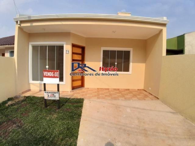 Casa com 3 quartos dentro de condomínio no bairro Gralha Azul - Foto 2