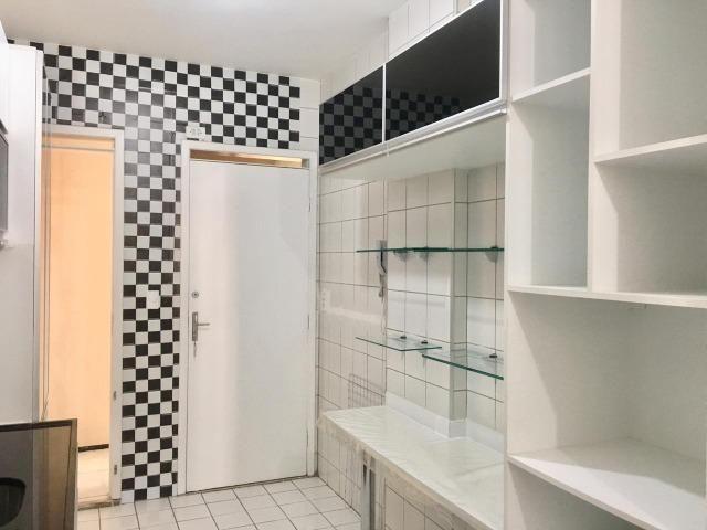 Apart. 100% projetado no Cocó, 101m², 3 quartos, 3 banheiros, DCE, Área de Serviço - Foto 18