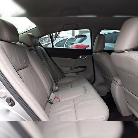Honda Civic LXR Aut. - Completo - Muito novo! - Foto 10