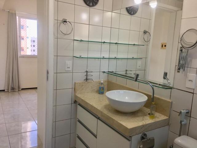 Apart. 100% projetado no Cocó, 101m², 3 quartos, 3 banheiros, DCE, Área de Serviço - Foto 15