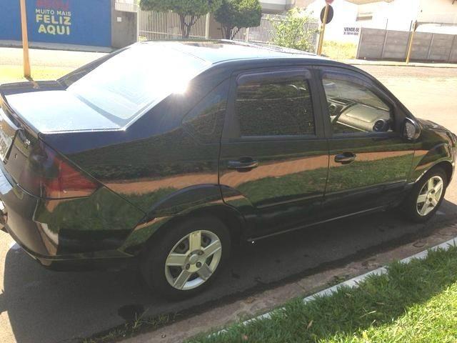 Fiesta Sedan Class 1.6 Flex. Completo + Couro + Teto. 2.500 Abaixo da Tabela Fipe - Foto 2