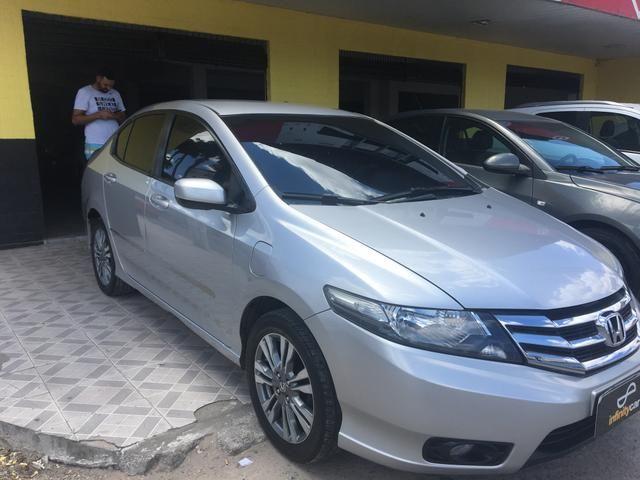 Honda City LX 1.5 Aut. 2012 Novo R$ 36.900,00