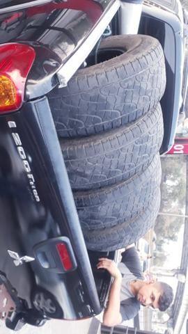 4 pneus aro 16/265/70