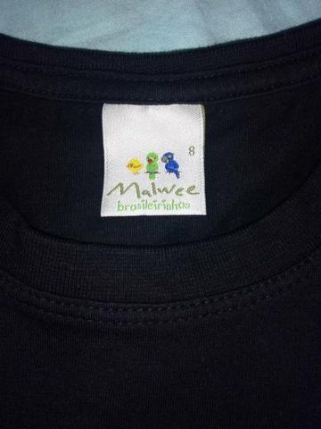 Camisas em malha Malwee kids