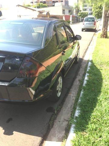 Fiesta Sedan Class 1.6 Flex. Completo + Couro + Teto. 2.500 Abaixo da Tabela Fipe - Foto 3