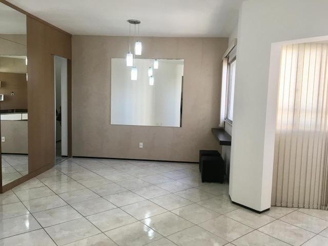 Apart. 100% projetado no Cocó, 101m², 3 quartos, 3 banheiros, DCE, Área de Serviço - Foto 3