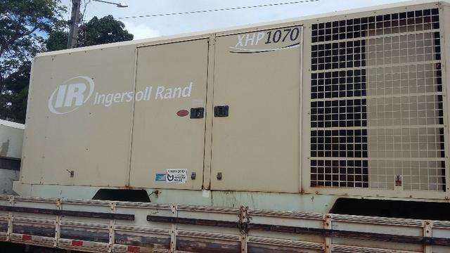 Compressor Ingersol Rand 1070 ano 2008
