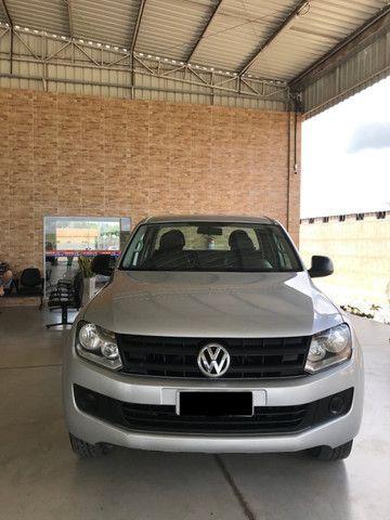 VW Amarok CD 4x4 SE 2013 - Único dono - 41 - Foto 5