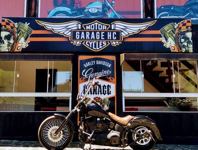 Night Train FX Carburada Harley Davidson - Foto 3