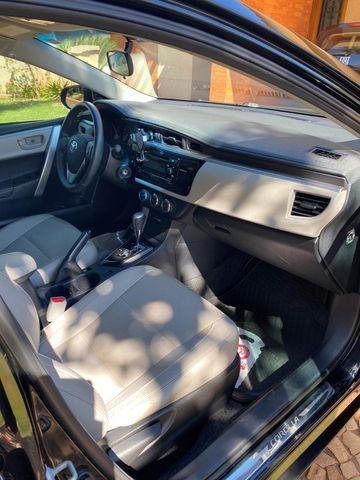 Toyota Corolla 1.8 gli 16v Fflex 4P Automático - Não aceito trocas