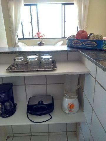 Studio 100% Mobiliado com 1 dormitório para alugar, 38 m² por R$ 1.900/mês - Graças - Reci - Foto 10