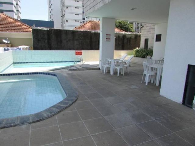 Studio 100% Mobiliado com 1 dormitório para alugar, 38 m² por R$ 1.900/mês - Graças - Reci - Foto 4