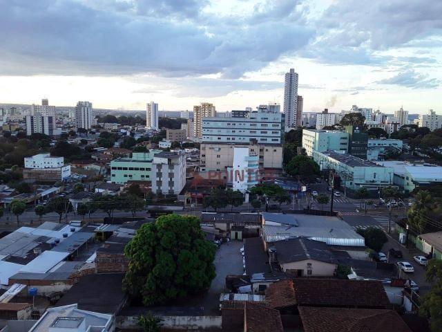 Apartamento com 1 dormitório para alugar, 47 m² por R$ 1.200,00/mês - Setor Leste Universi - Foto 9