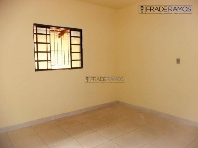 Casa com 3 dormitórios para alugar por R$ 750,00/mês - Residencial Solar Bougainville - Go - Foto 11
